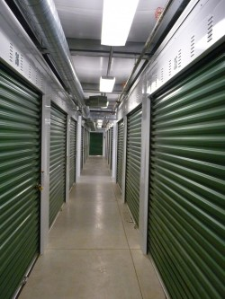 indoor, climate controlled storage,